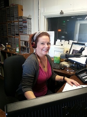 Marcie Horne Afternoon DJ wheo 1270AM